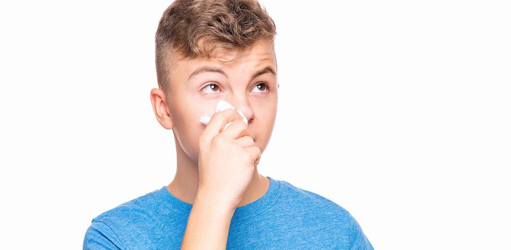 Allergies Can Impact Teens' Mental Health