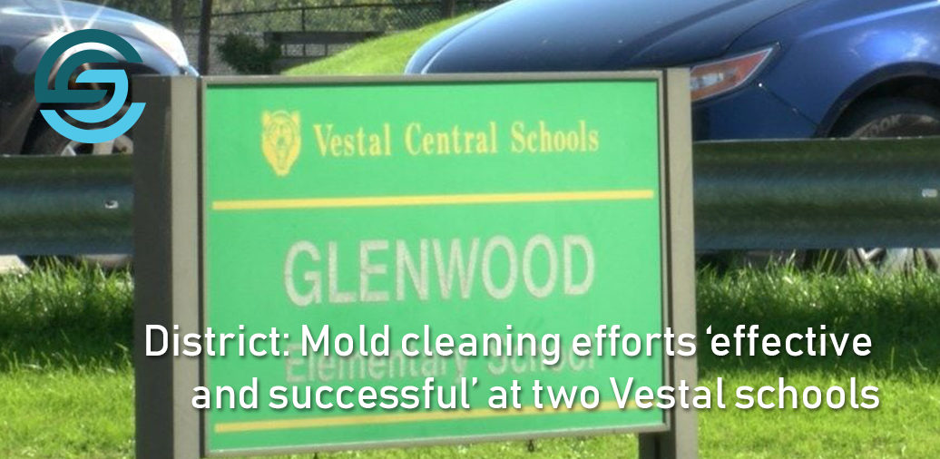 District: Mold cleaning efforts 'effective and successful' at two Vestal schools