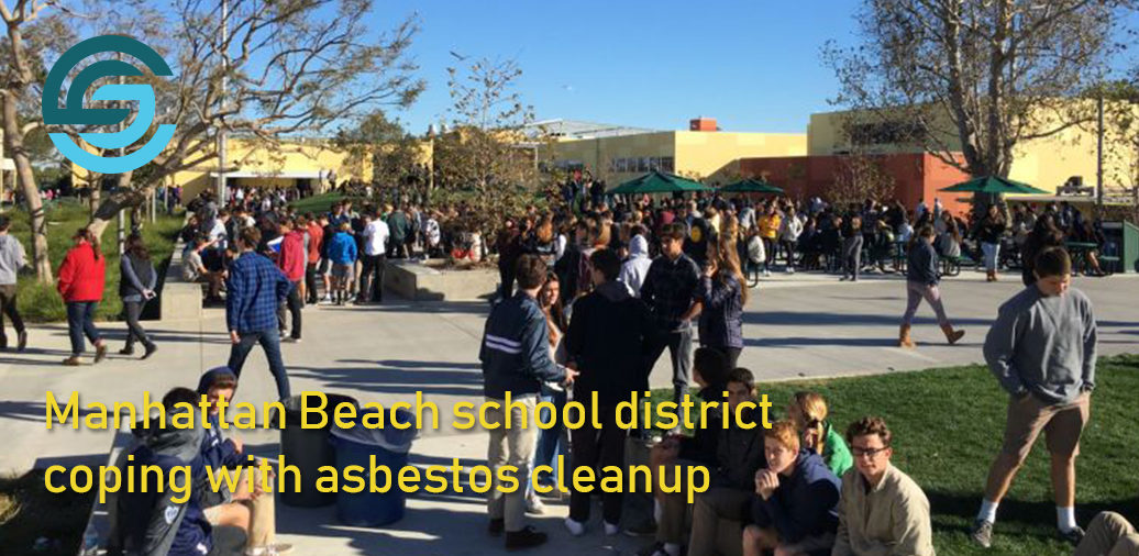 Manhattan Beach school district coping with asbestos cleanup; mold problems also arise