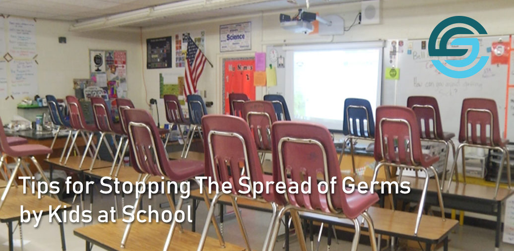 Tips for Stopping The Spread of Germs by Kids at School