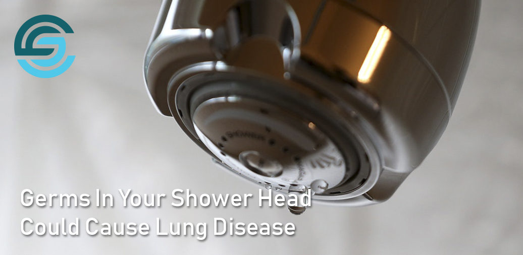 Germs In Your Shower Head Could Cause Lung Disease